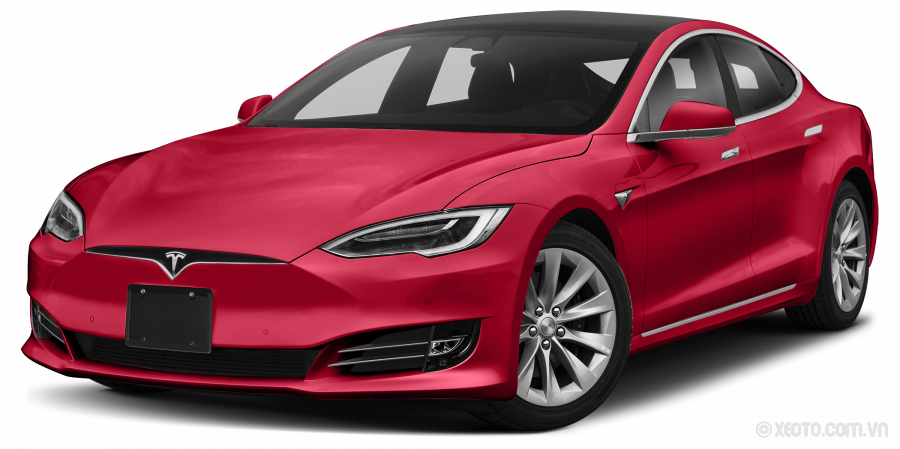 Tesla Model S 2020 Màu Red Multi-Coat