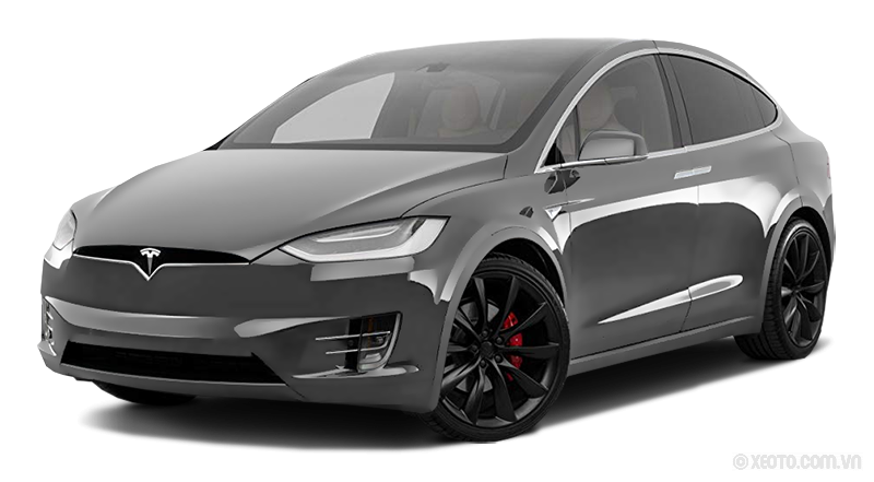 Tesla Model X 2020 Màu Gray metallic