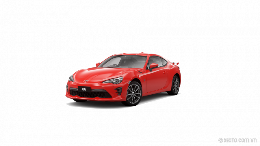 Toyota 86 2021 Màu Ignition Red