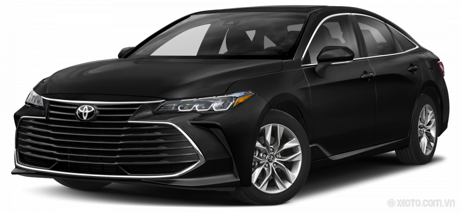 Toyota Avalon 2020 Màu Midnight Black Metallic