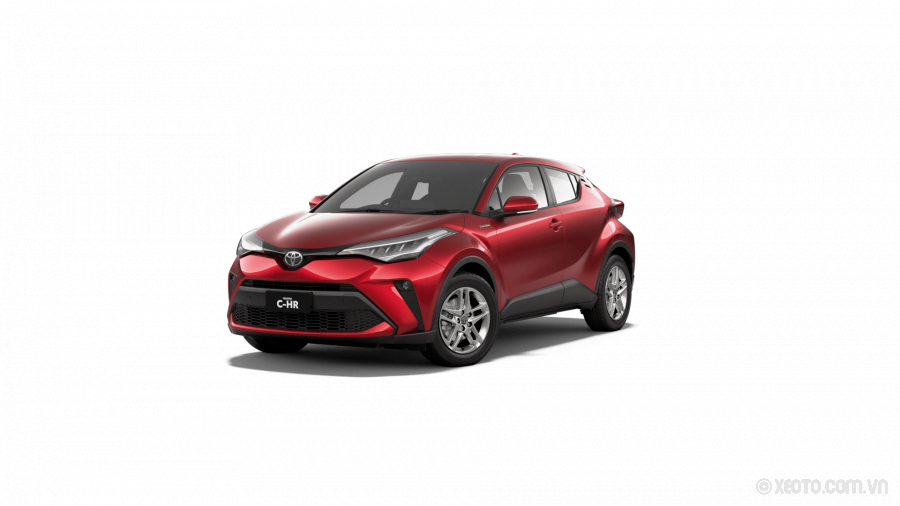 Toyota C-HR 2020 Màu Feverish Red