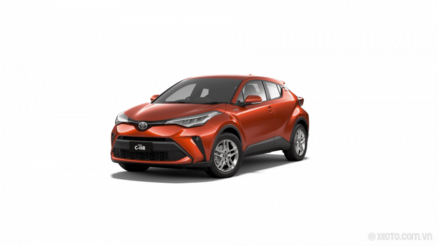 Toyota C-HR 2020 Màu Inferno Orange