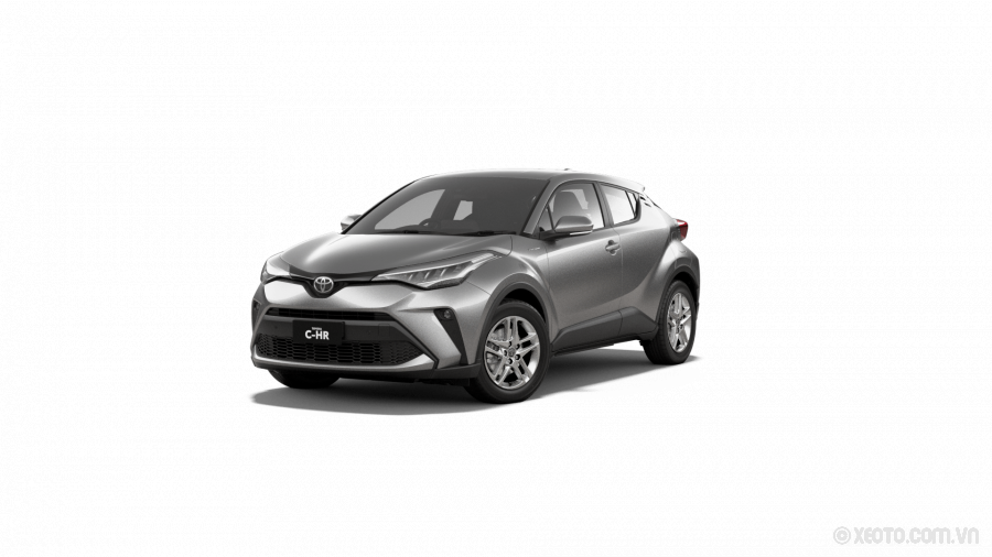 Toyota C-HR 2020 Màu Shadow Platinum