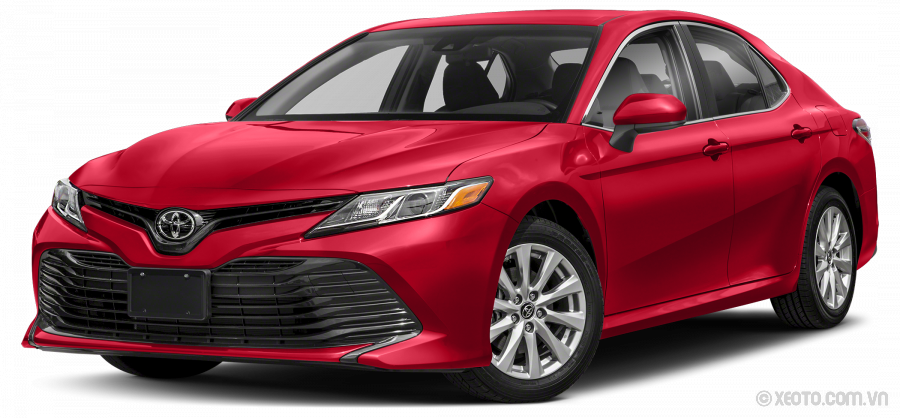 Toyota Camry 2021 Màu Ruby Flare Pearl