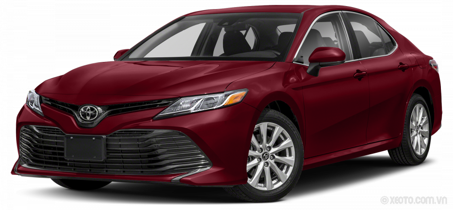 Toyota Camry 2020 Màu Ruby Flare Pearl