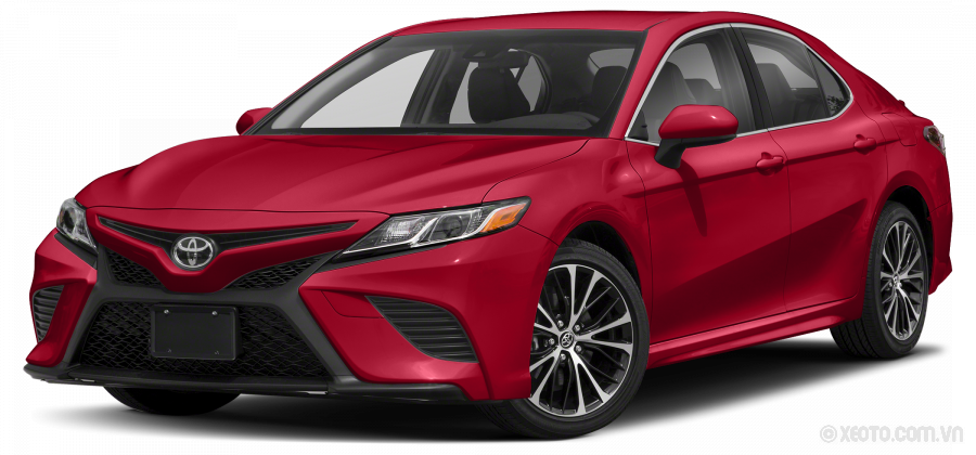 Toyota Camry 2020 Màu Supersonic Red