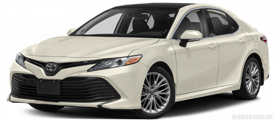Toyota Camry 2020 Màu Wind Chill Pearl