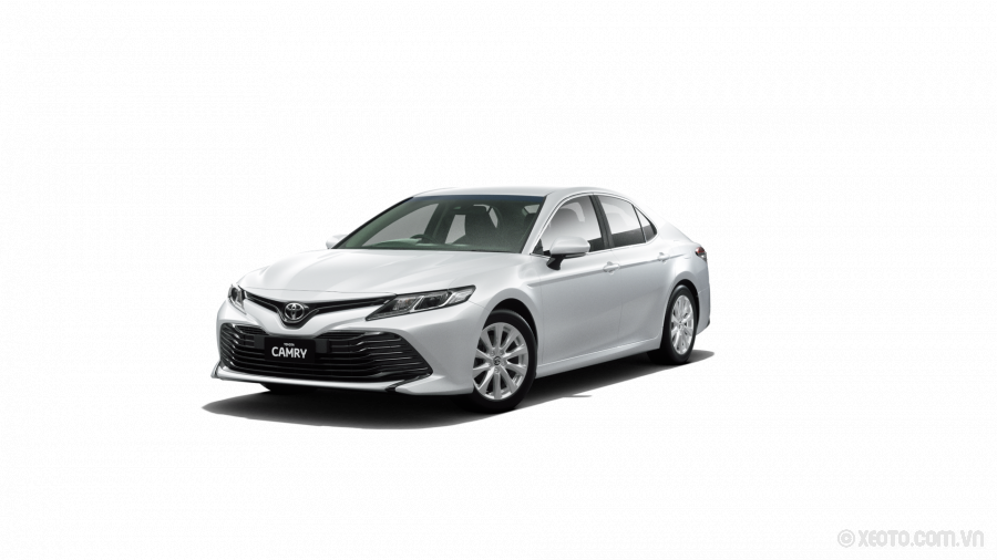 Toyota Camry 2021 Màu Frosted White