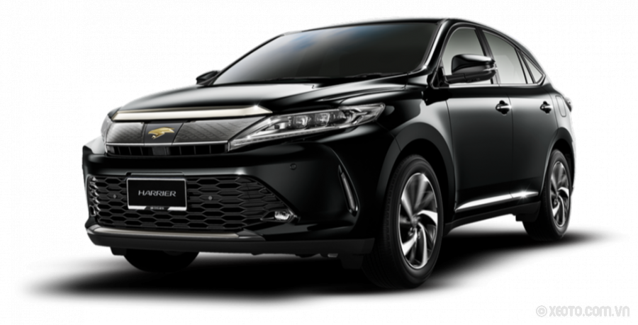 Toyota Harrier 2021 Màu Sparkling Black Pearl CS