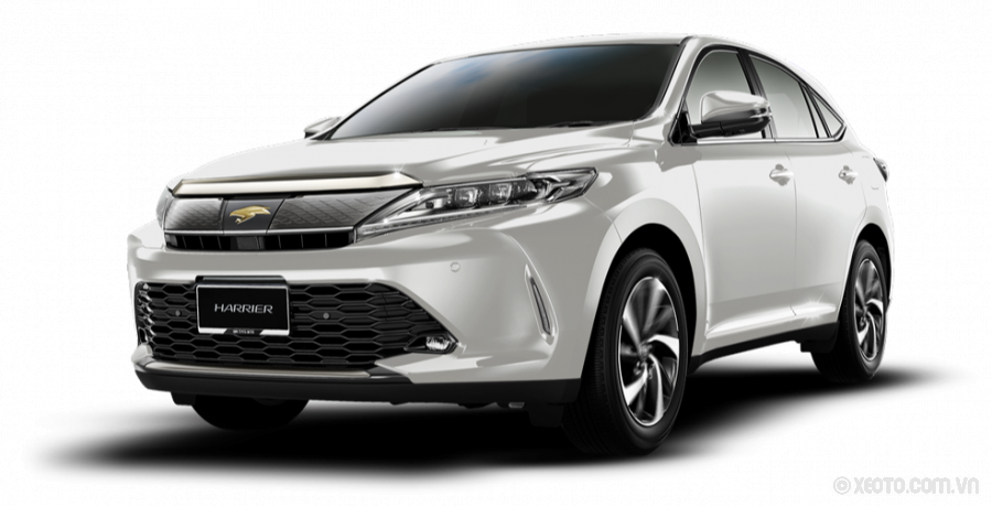 Toyota Harrier 2021 Màu White Pearl CS