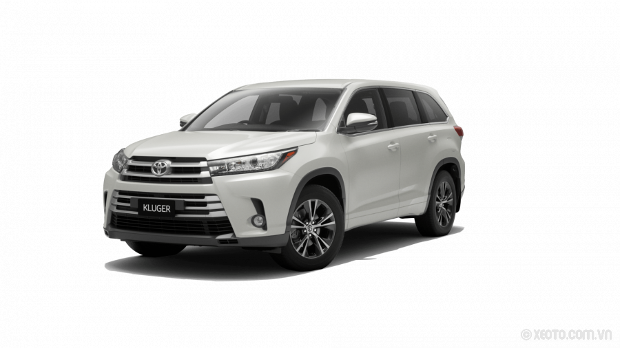 Toyota Kluger 2020 Màu Crystal Pearl
