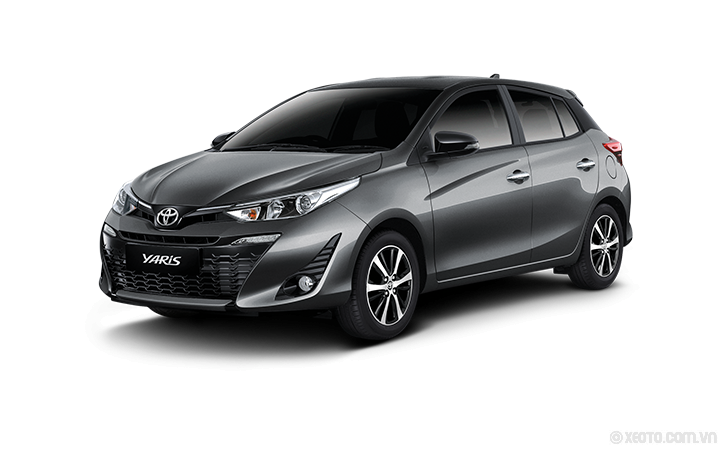 Toyota Yaris 2020 Màu Gray Metallic