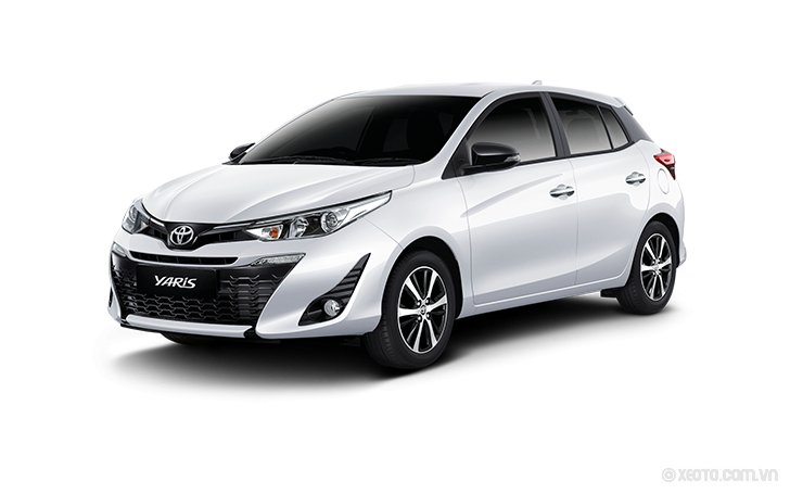 Toyota Yaris 2020 Màu Super White II