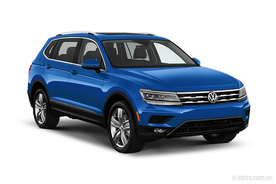 Volkswagen Tiguan 2020 Màu Night Blue