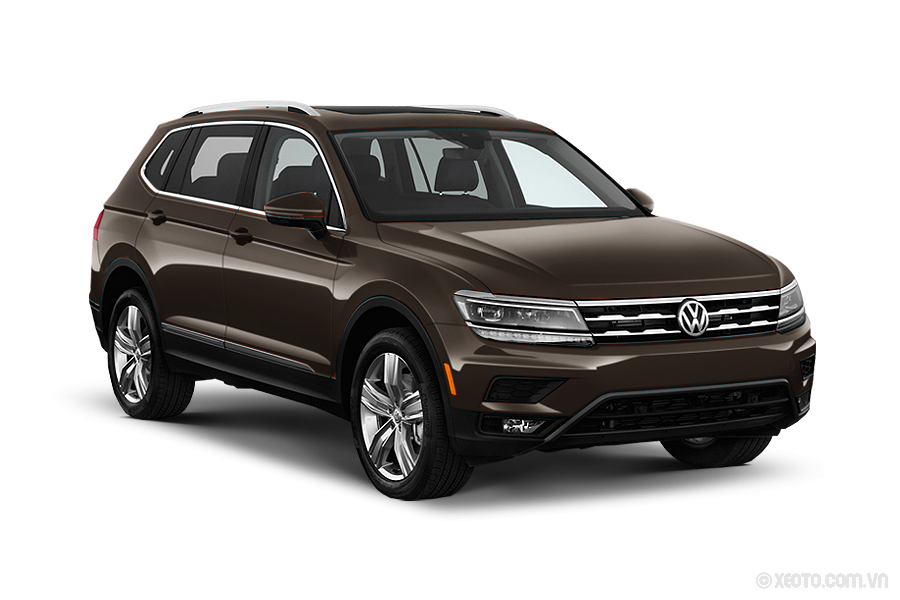 Volkswagen Tiguan 2020 Màu Toffee Brown