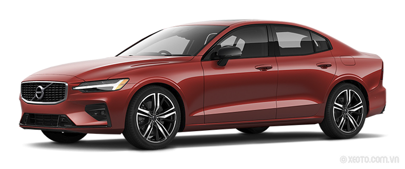 Volvo S60 2020 Màu FUSION RED