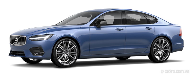 Volvo S90 2020 Màu BURSTING BLUE