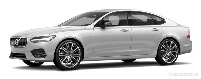 Volvo S90 2020 Màu CRYSTAL WHITE PEARL