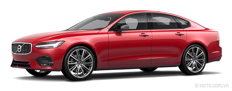 Volvo S90 2020 Màu FUSION RED