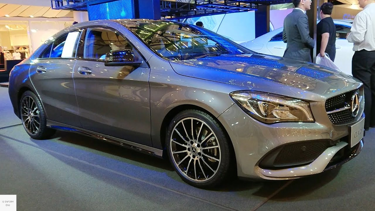 Mercedes-Benz CLA 250 AMG facelift
