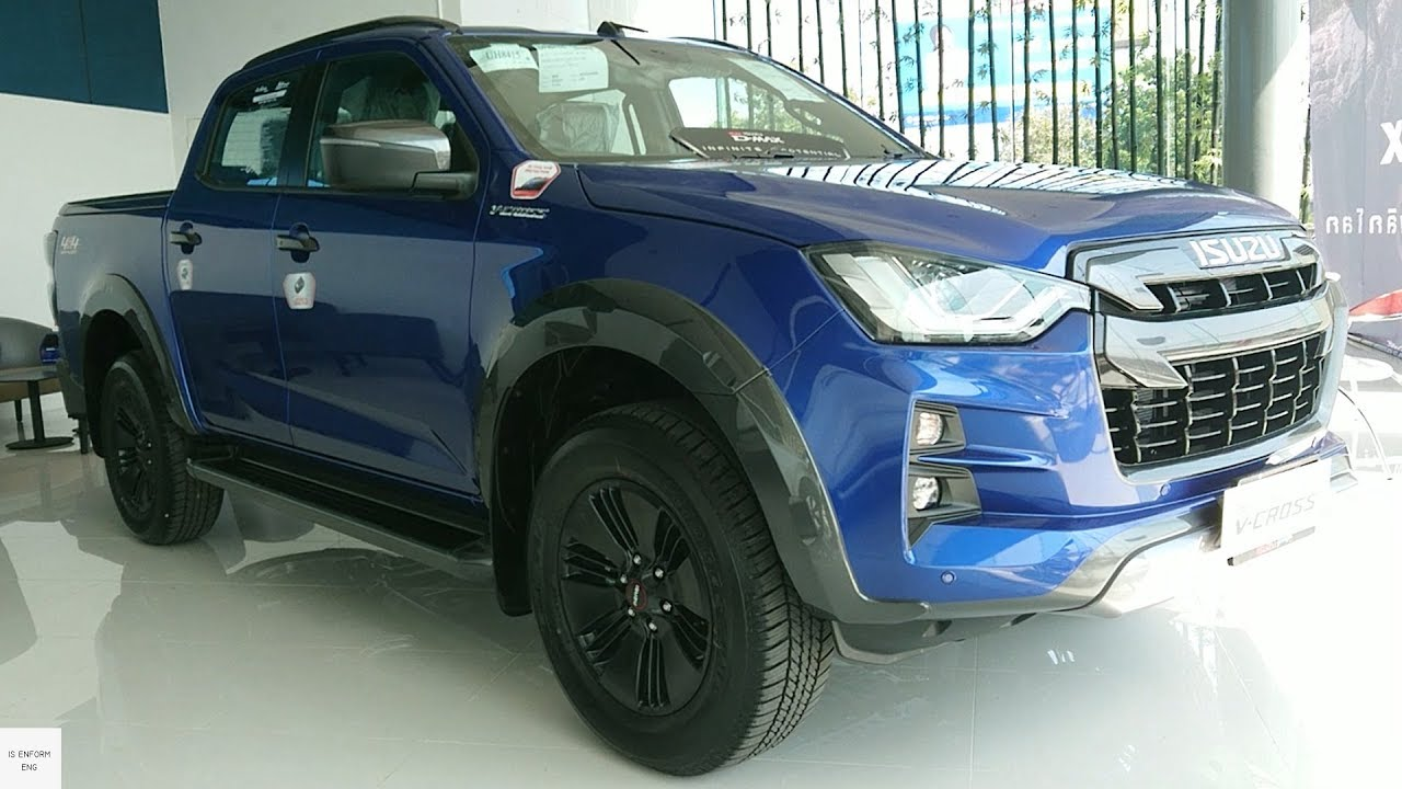 Isuzu D-Max 2020 V Cross AT3.0 4x4