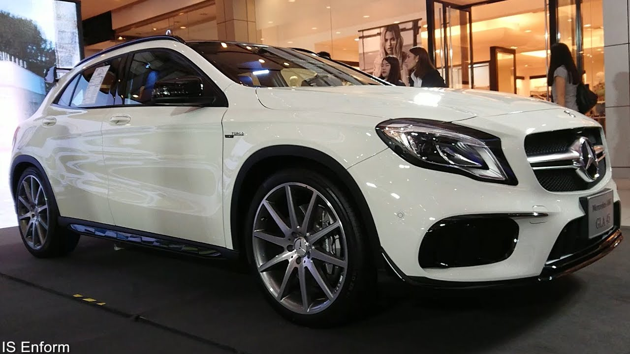 Mercedes GLA 45 AMG 4MATIC Facelift