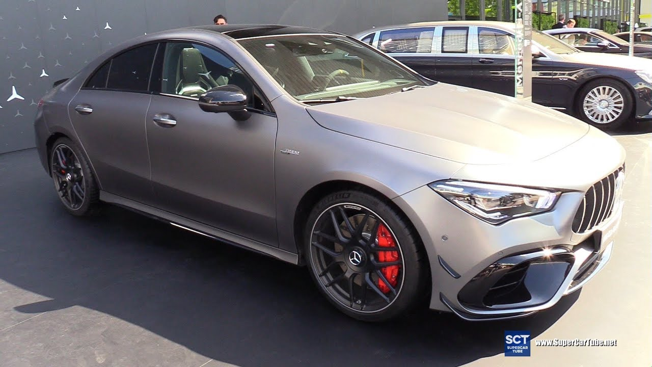 Mercedes AMG CLA 45 S 4Matic