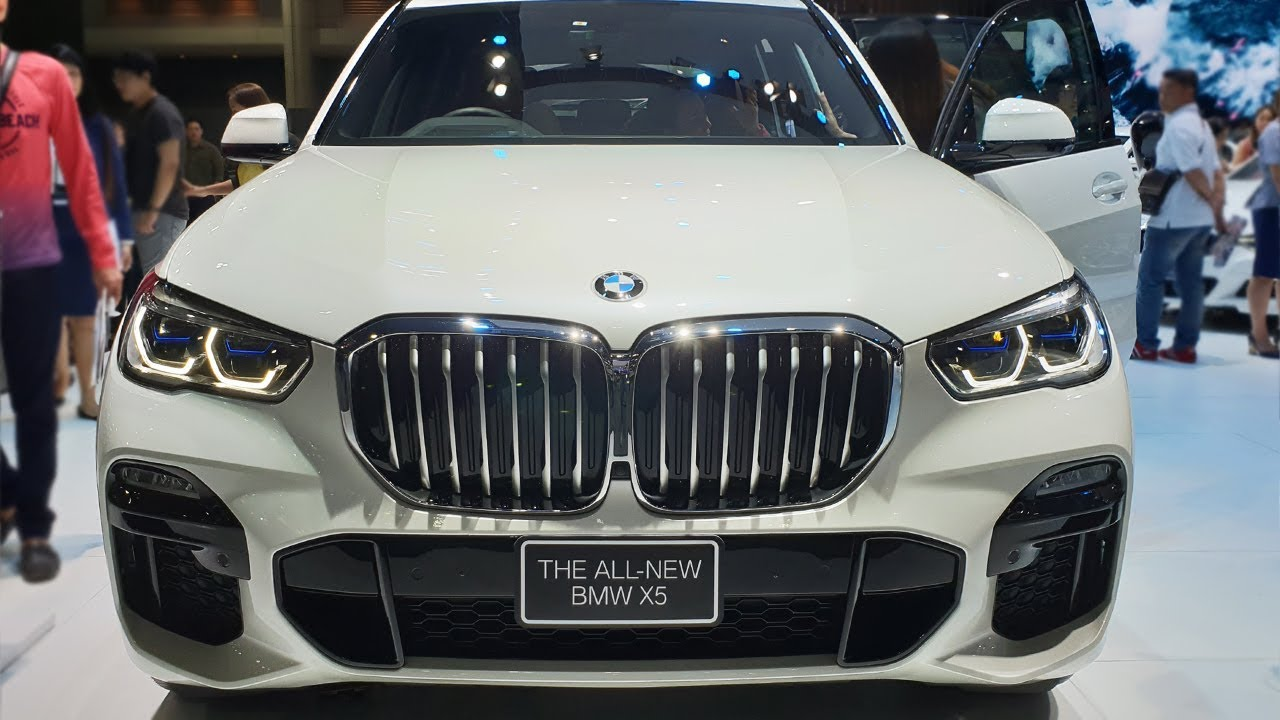 The All New BMW X5 xDrive30d M Sport