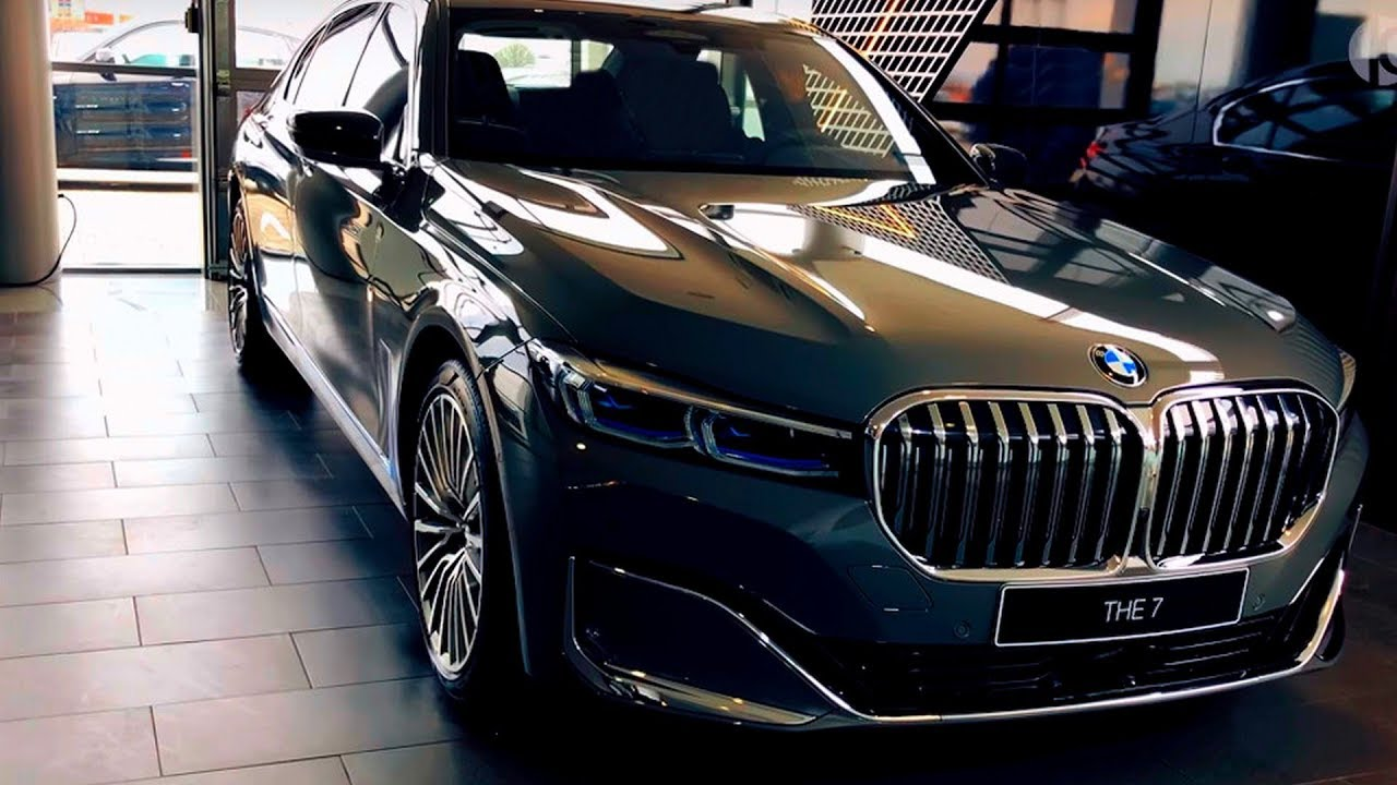 BMW 7 Series 750 Li xDrive V8 Biturbo