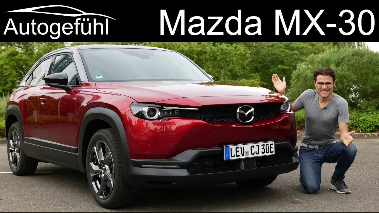 Mazda MX-30 FULL REVIEW